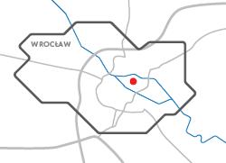 Osiedle Jedności lokalizacja
